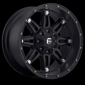 17x9 Hostage 5x4.5 - 5x4.75  -12MM Offset