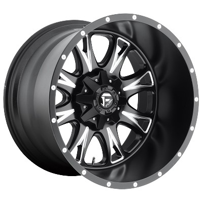 20x9 Throttle 5/5.5 - 5/150  +20MM Offset