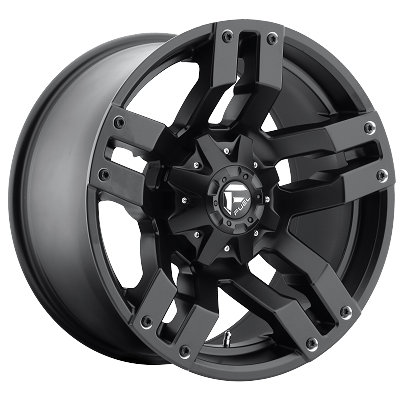 18x9 Pump 5x4.5 - 5/5  +1MM Offset