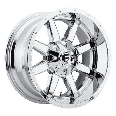 18x9 Maverick 8x6.5 +1MM Offset