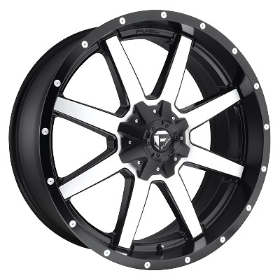 20x9 Maverick 8x170 +1MM Offset