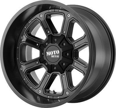 MO984 Shift 18x9 6x139.70 Black (30 mm)