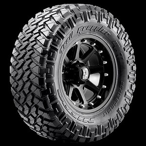 Nitto Trail Grappler LT355/40R22 F