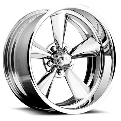 Custom Chrome Centered Standard 20x15