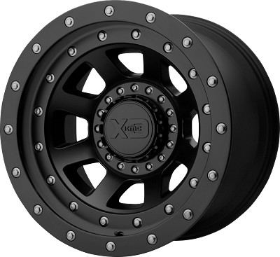 FMJ 20x12 6x135/6x139.7 Satin Black (-44 mm)